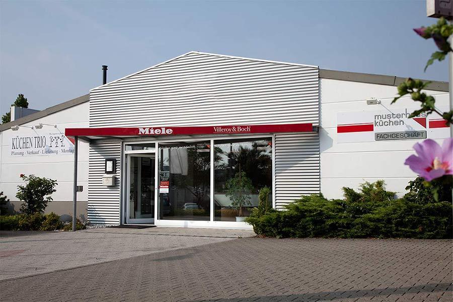 Musterhaus küchen verband  Küchen Trio GmbH - Küchen aus Alzey