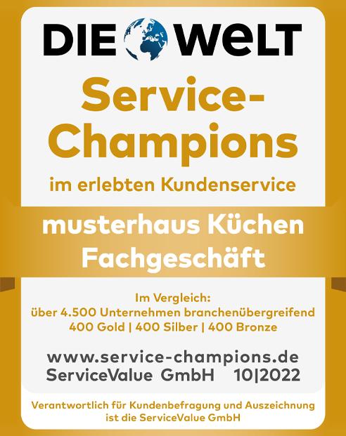 Service Champion
