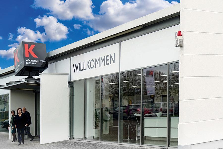 Musterhaus küchen fachgeschäft werbung  Küchenzentrum Gießen GmbH - Küchen aus Gießen