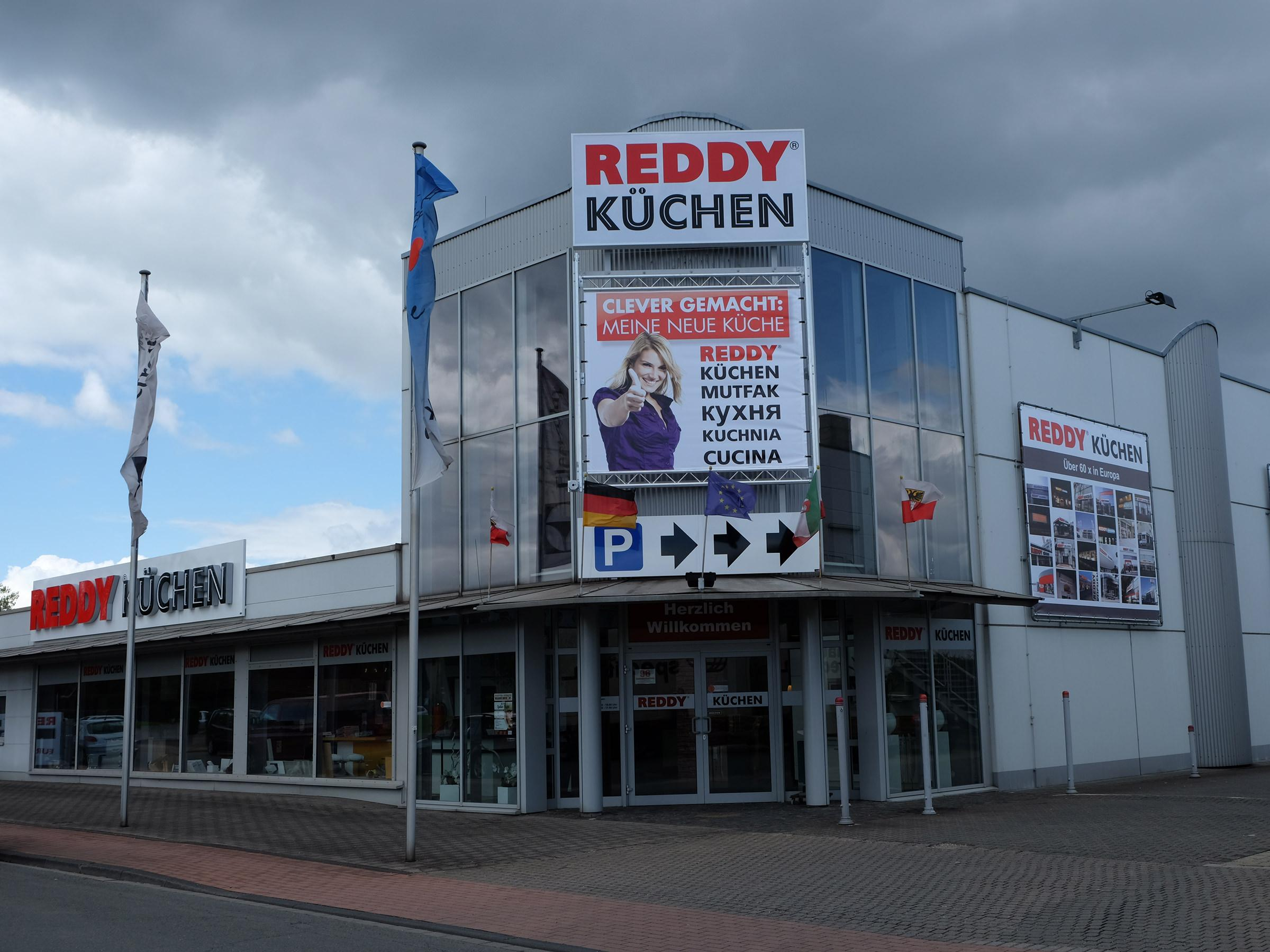 reddy küchen duisburg: tolle küchen & top-service - Küche Reddy