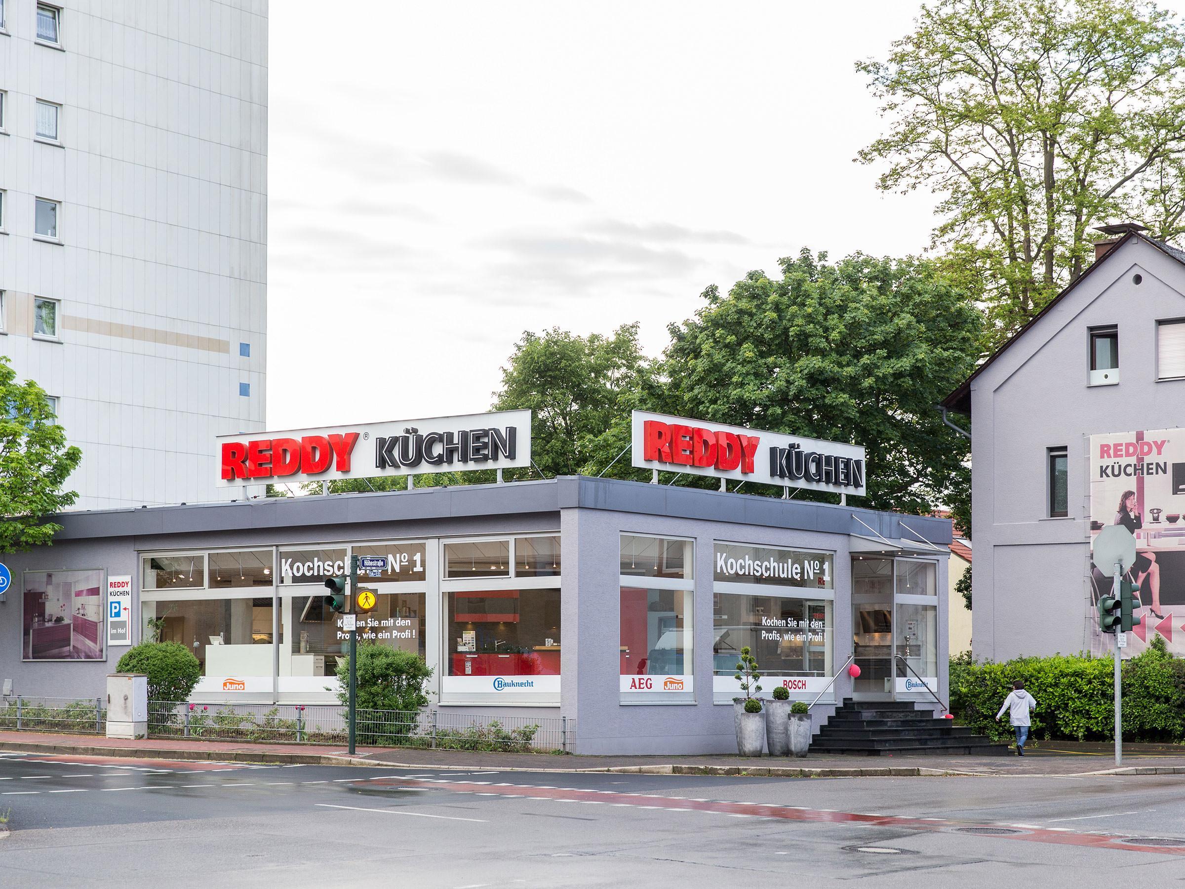 REDDY Küchen Bad Homburg: Tolle Küchen & Top-Service