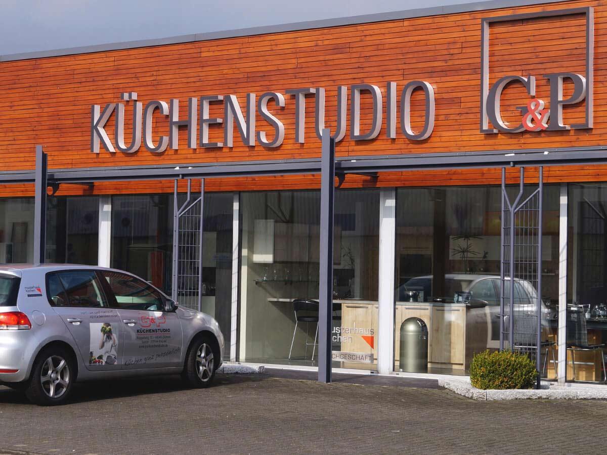 Stefan Peters G & P Küchenstudio in Dülmen.