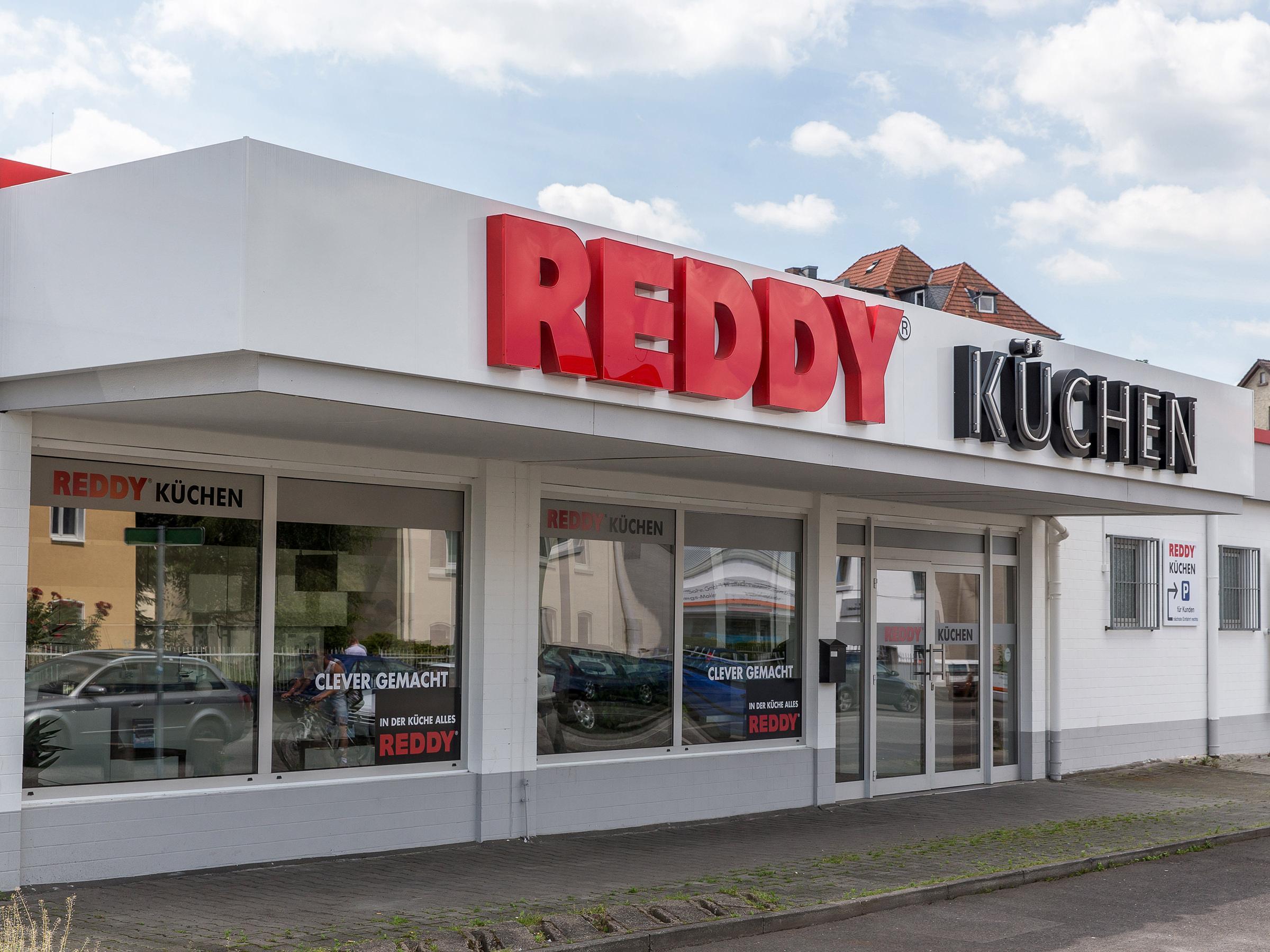 REDDY Küchen Giessen: Tolle Küchen & Top-Service | {Küchen outlet 27}