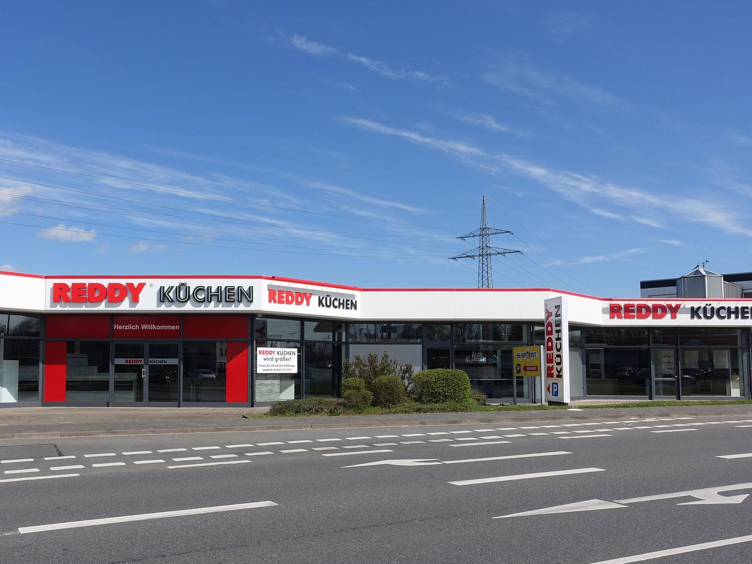 REDDY Küchen Hildesheim: Tolle Küchen & Top-Service