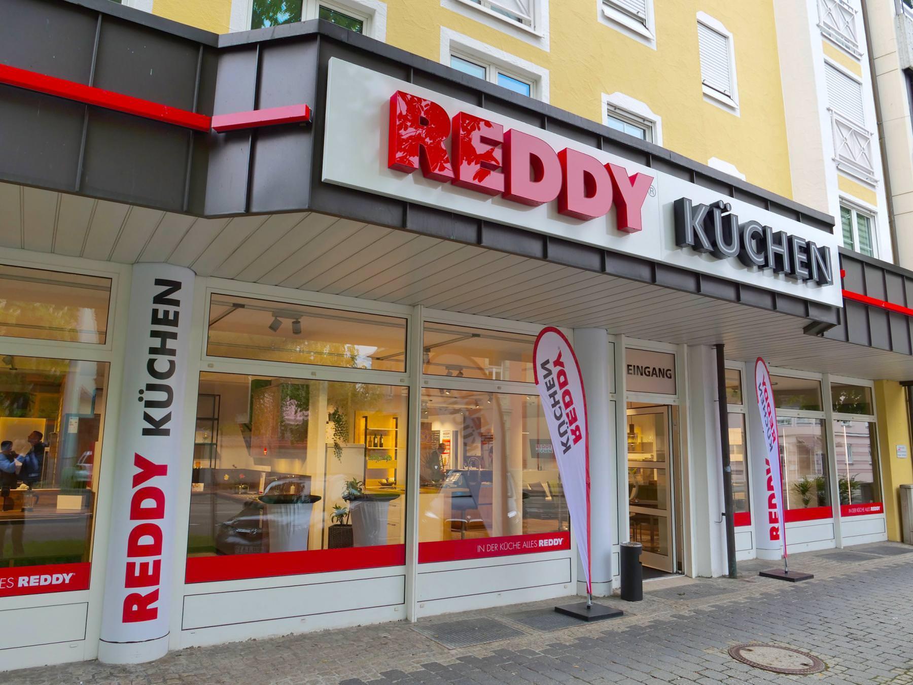 REDDY Küchen Kempten: Tolle Küchen & Top-Service