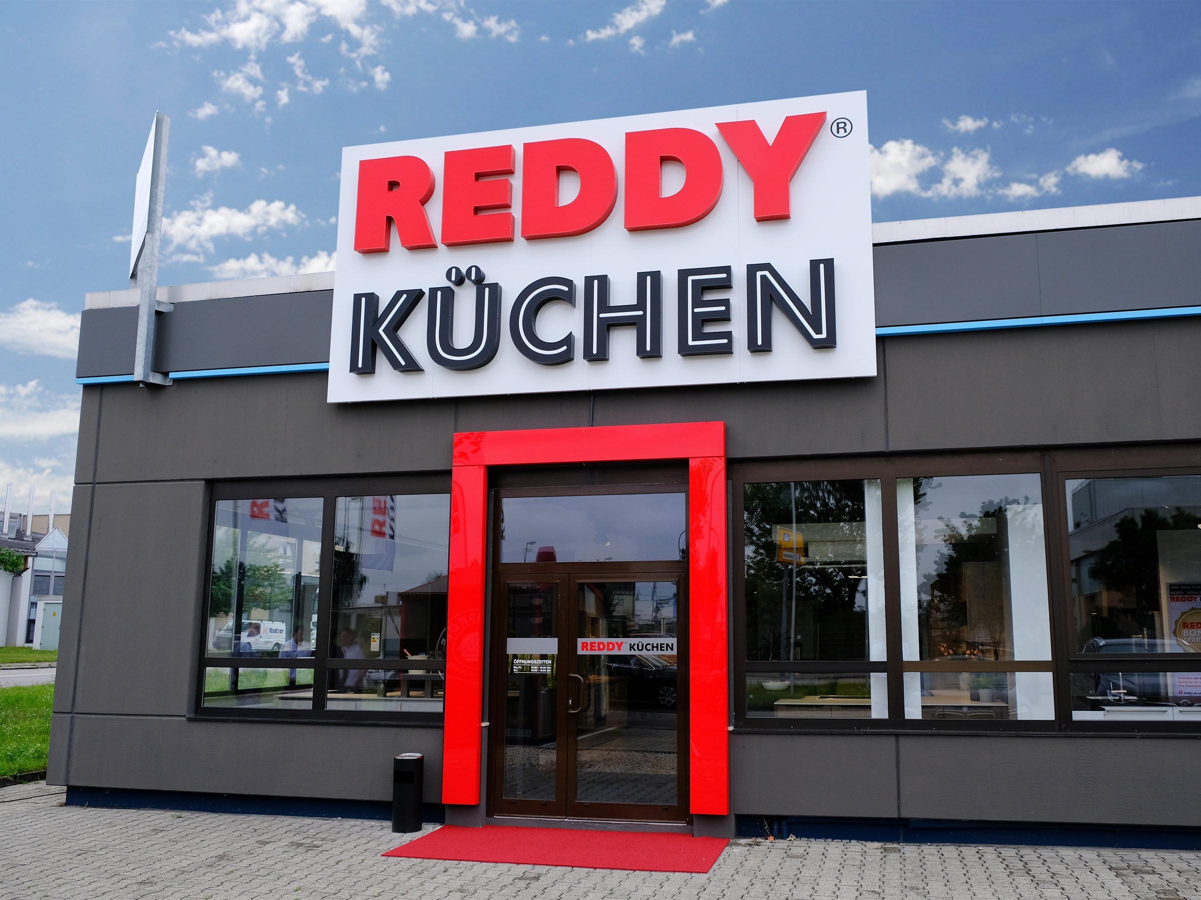 REDDY Küchen Augsburg: Tolle Küchen & Top-Service
