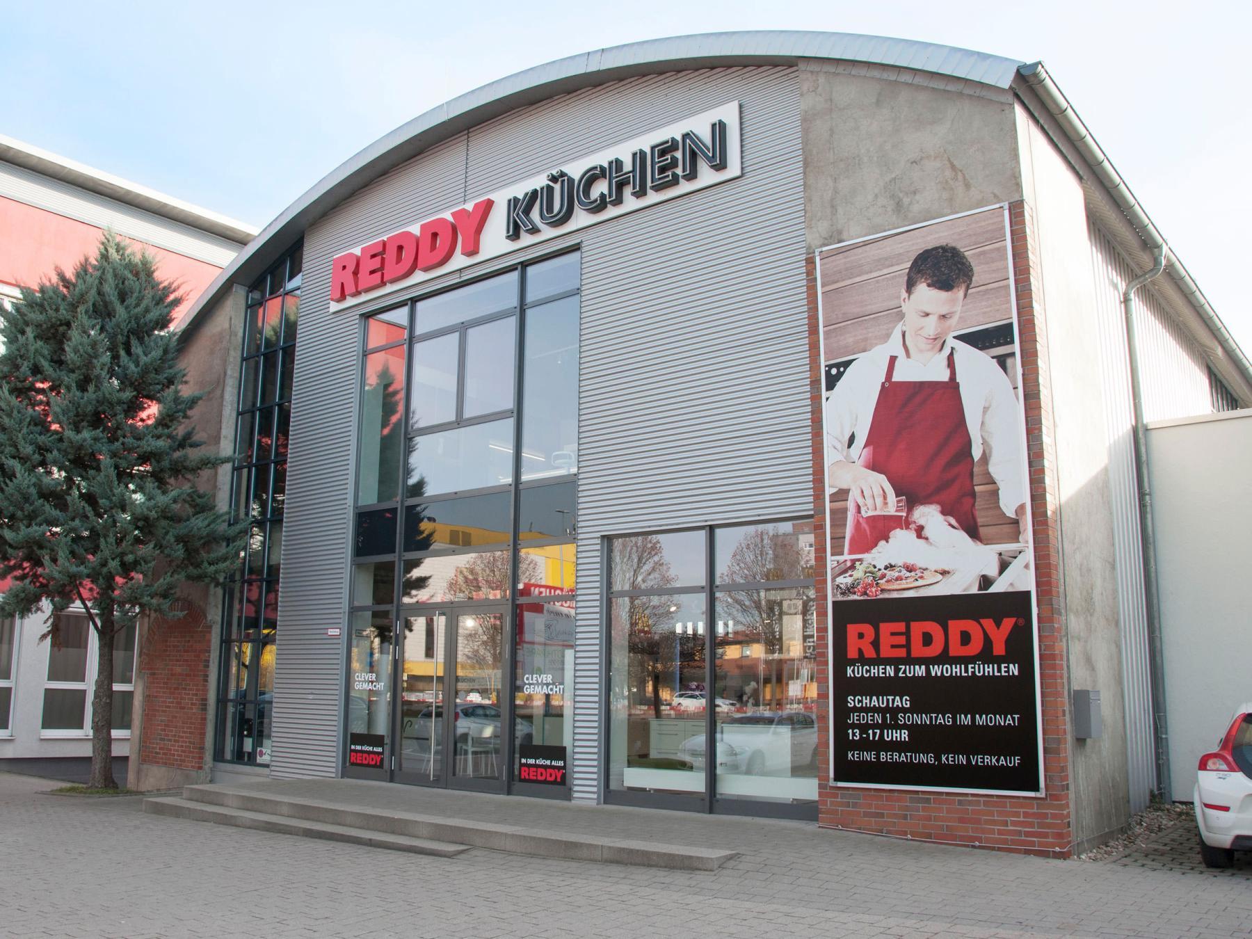 REDDY Küchen in Fellbach: Unser Fachmarkt.