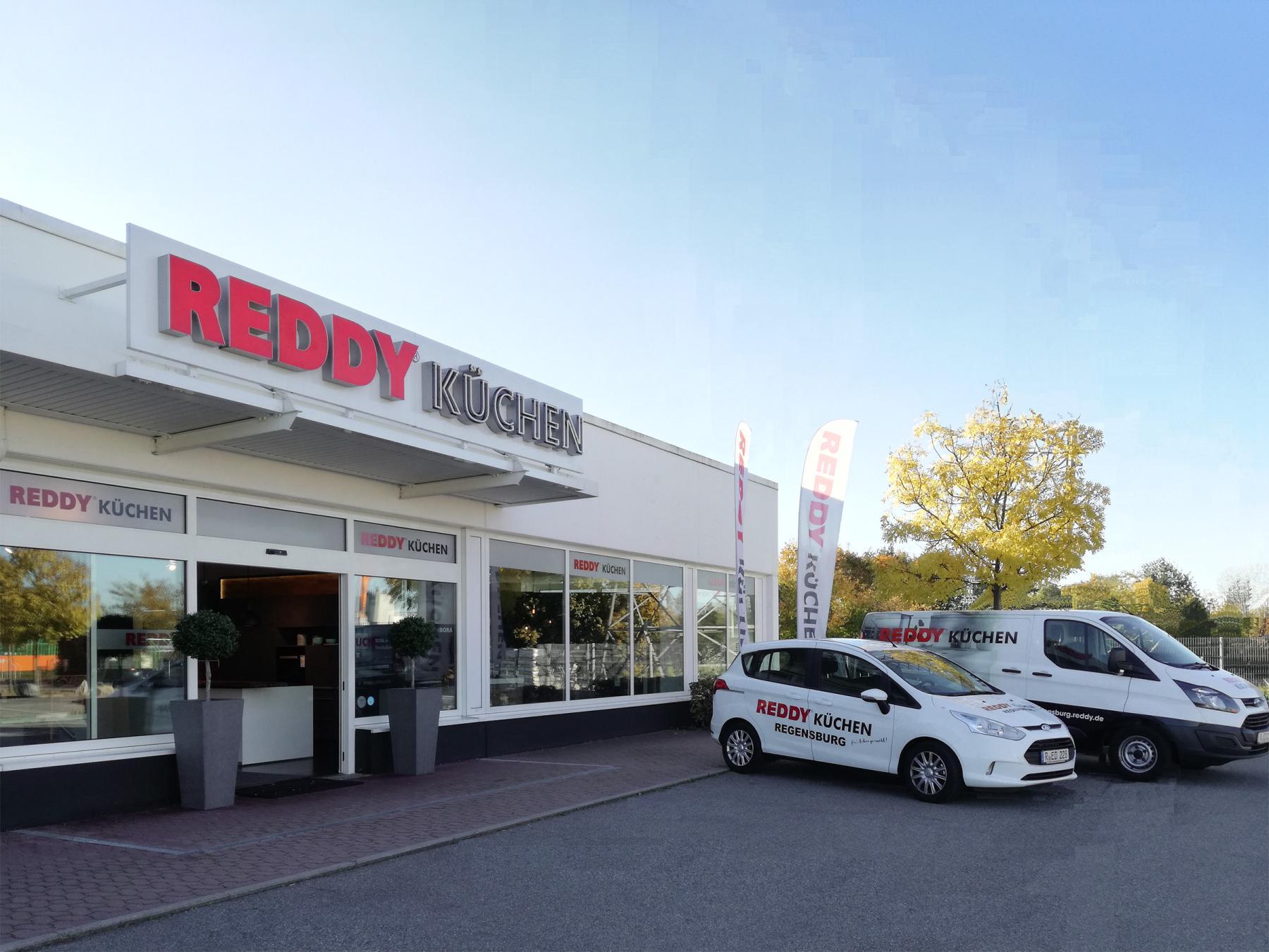 Küchen outlet  REDDY Küchen in Regensburg: Unser Fachmarkt.