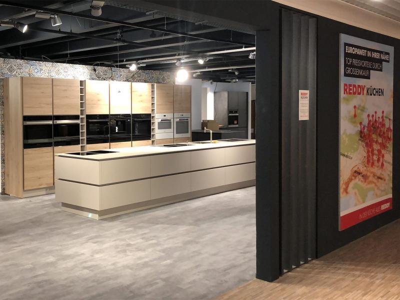REDDY Küchen in Neu-Ulm: Unser Fachmarkt.